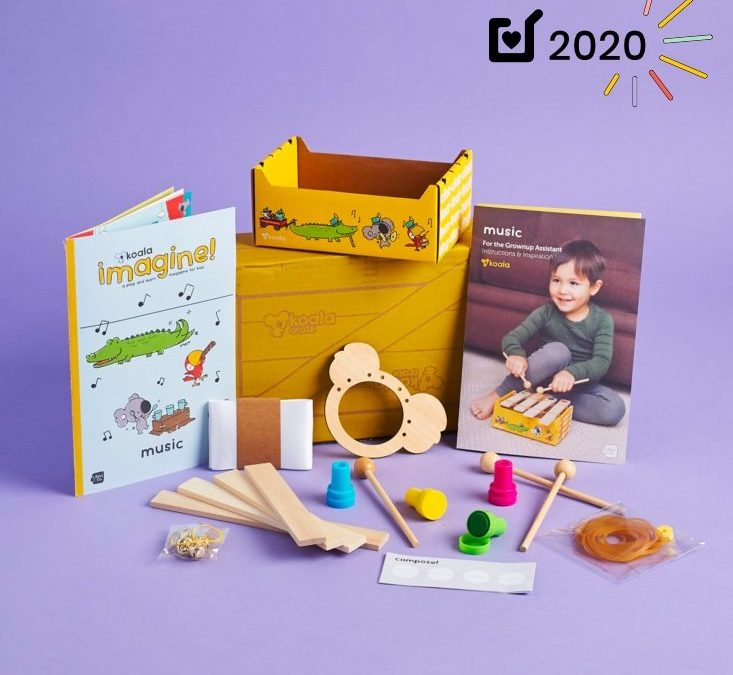 12 of the Best Subscription Boxes for Parents