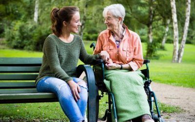 Caring for Someone with MS