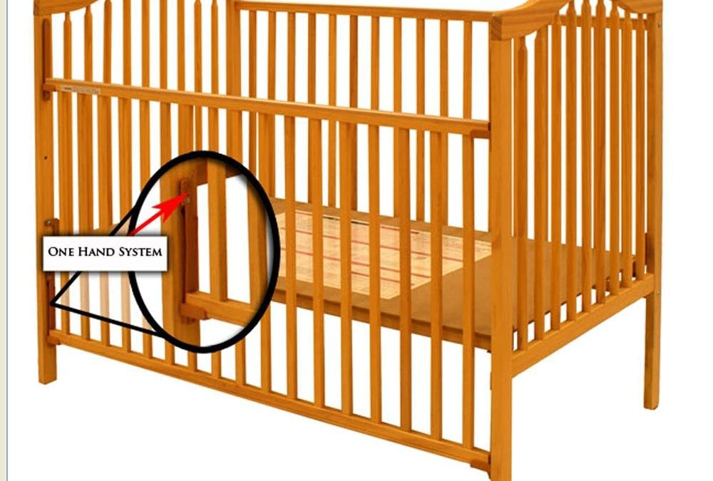 Dangers of Drop-Side Cribs: What You Need to Know
