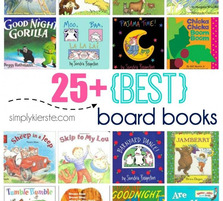 The 25 Best Books for Toddlers