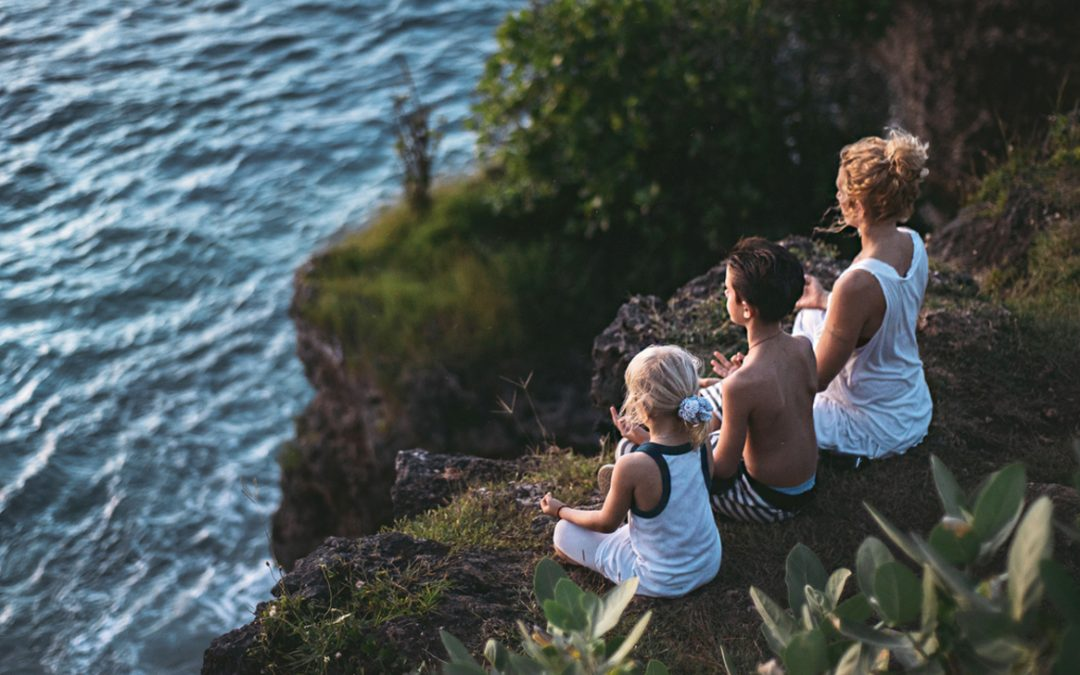 The Basics of Meditation for Kids of Any Age