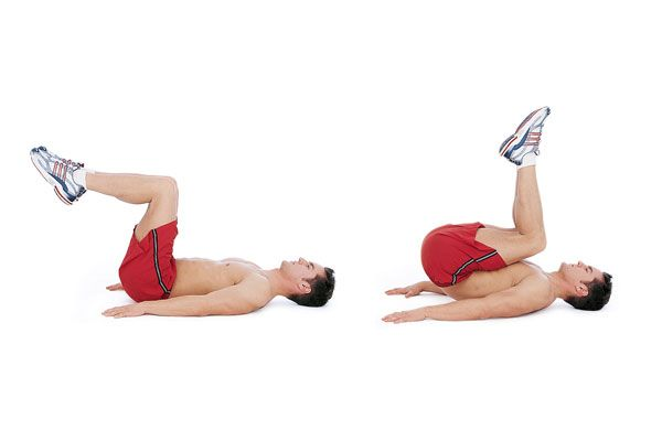 The Benefits of a Reverse Crunch and How to Do It Correctly