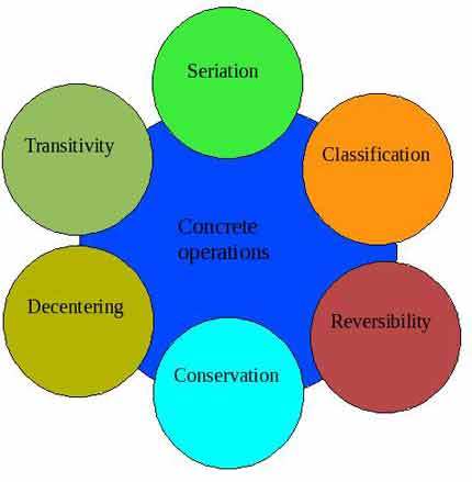 The Concrete Operational Stage of Cognitive Development