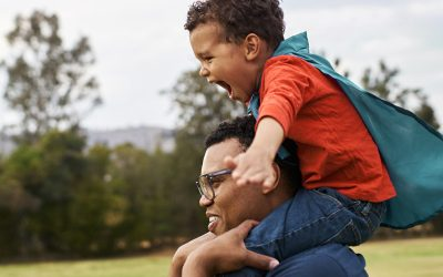 The Importance of Playtime with Dad