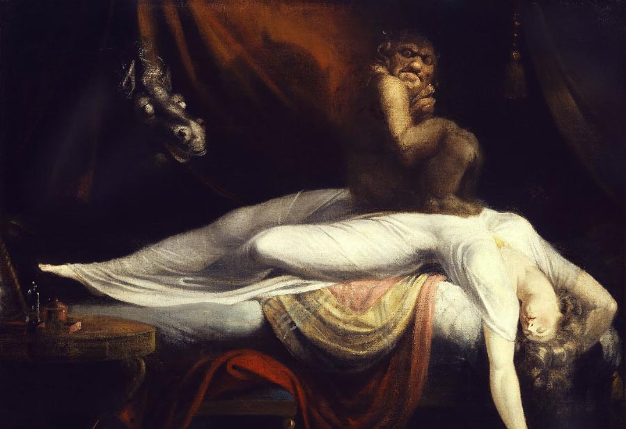 The Real Story Behind Those Sleep Paralysis Demons